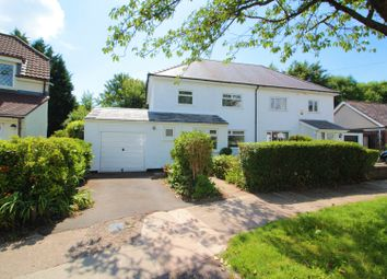 Thumbnail 3 bedroom semi-detached house for sale in Pen-Y-Dre, Rhiwbina