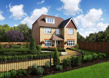 Thumbnail 5 bedroom detached house for sale in Caddington Woods, Chaul End, Caddington, Luton