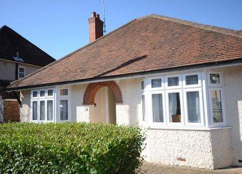 Thumbnail 2 bed bungalow to rent in Long Garden Walk, Farnham