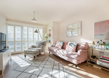 Thumbnail 1 bed flat for sale in Macaulay Road, London