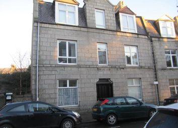 Thumbnail 1 bed flat to rent in 9A Wallfield Place, Aberdeen