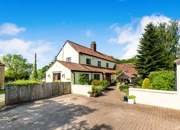 Thumbnail 4 bed detached house for sale in ., Cold Harbour, Grantham