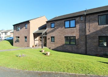 Thumbnail 2 bedroom flat for sale in Tynefield Court, Bridge Lane, Penrith, Cumbria