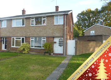 3 bed semi-detached house to rent in Swale Road, Farnborough, Hampshire GU14