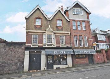 Thumbnail 3 bed semi-detached house for sale in Large Maisonette & Commercial Premises, Stow Hill, Newport