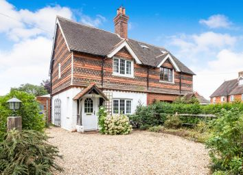 Thumbnail 3 bedroom semi-detached house to rent in Broadhurst Cottages, Smithwood Common, Cranleigh