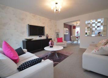 Thumbnail 4 bedroom detached house to rent in Jasmine Avenue, Greenhills, East Kilbride, South Lanarkshire