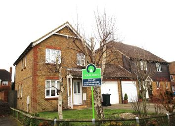 Thumbnail 3 bed detached house to rent in William Judge Close, Tenterden