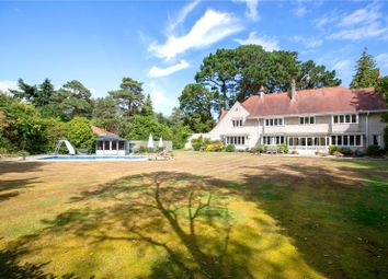 Thumbnail 6 bed detached house for sale in Bury Road, Poole, Dorset