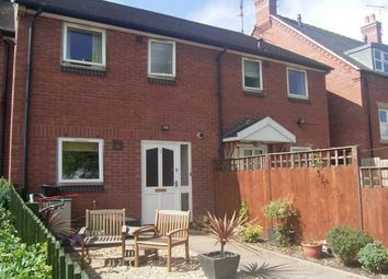 Thumbnail 2 bedroom property to rent in Wharfe Close, Uttoxeter