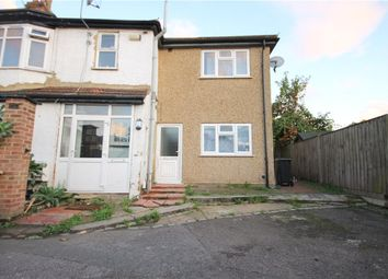 Thumbnail 2 bed end terrace house for sale in Broughton Road, Thornton Heath