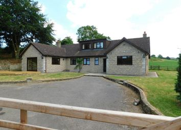 Thumbnail 5 bed detached house to rent in Lyes Green, Corsley, Warminster