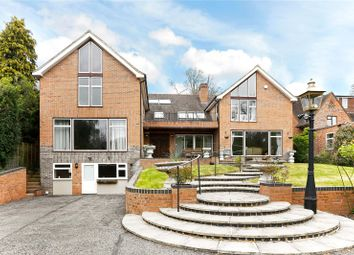 Thumbnail 5 bed detached house for sale in Long Bottom Lane, Seer Green, Jordans, Buckinghamshire