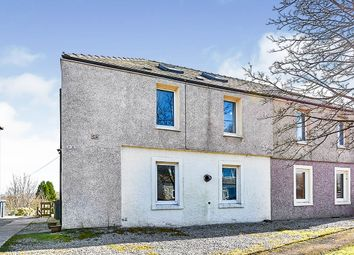 Thumbnail 3 bed flat for sale in Threave Terrace, Castle Douglas, Dumfries And Galloway