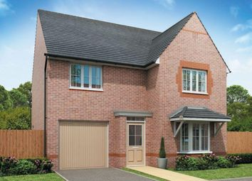 "Thumbnail 4 bed detached house for sale in ""Barkestone"" at Hollygate Lane, Cotgrave, Nottingham"