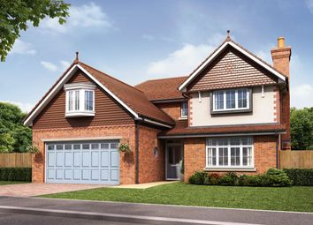 Thumbnail 5 bed detached house for sale in Kingsfield Park, Tytherington, Cheshire