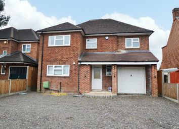 Thumbnail 4 bed detached house for sale in Eastheath Avenue, Wokingham