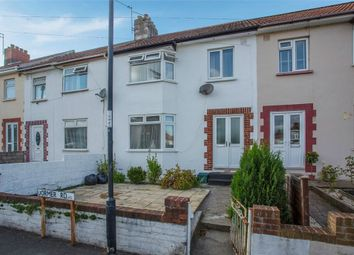 Thumbnail 4 bedroom terraced house for sale in Dormer Road, Bristol