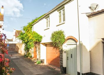 Thumbnail 4 bed link-detached house for sale in Brook Gardens, Lower Street, Withycombe, Minehead