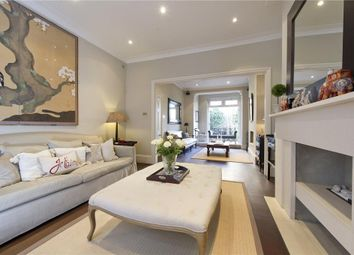 Thumbnail 5 bedroom terraced house for sale in Campden Hill Road, London