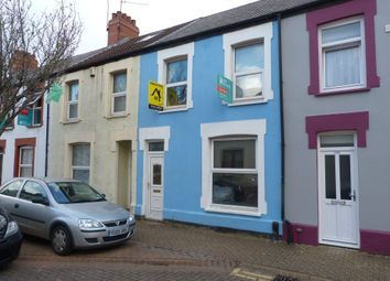 Thumbnail 4 bed property to rent in Rhymney Street, Cathays, ( 4 Beds )