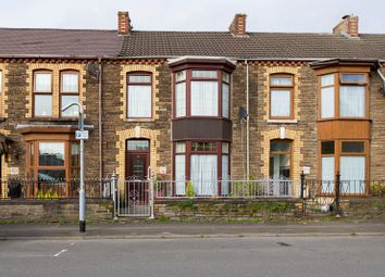 Thumbnail 3 bed terraced house for sale in Tanygroes Street, Port Talbot, Neath Port Talbot.
