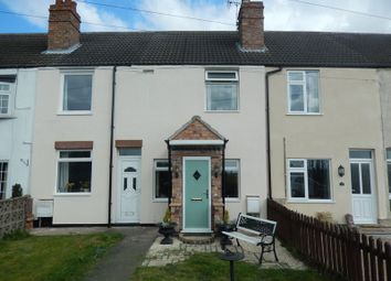 Thumbnail 2 bed terraced house to rent in Works Lane, Barnstone, Nottingham