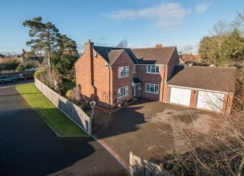 Thumbnail 4 bed detached house for sale in Wraxhill Road, Street