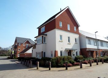 Thumbnail 3 bed town house for sale in Blackthorns, Fleet