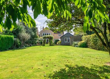 Thumbnail 5 bed detached house for sale in Church Street, Nassington, Peterborough
