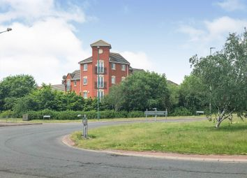 Thumbnail 1 bed penthouse for sale in Barbel Drive, Bentley Bridge, Wolverhampton
