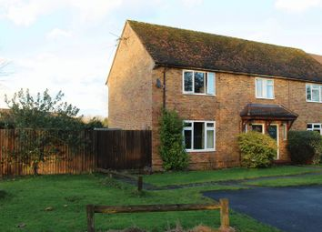 Thumbnail 3 bed semi-detached house for sale in Dowding Drive, Calne