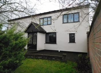 Thumbnail 4 bed detached house for sale in Norwich Road, Earl Stonham, Stowmarket