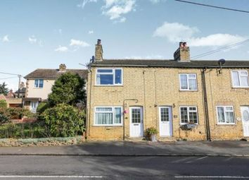 Thumbnail 2 bed end terrace house for sale in High Street, Wrestlingworth, Sandy, Bedfordshire
