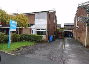 2 bed semi-detached house for sale in Larkhill, Stalybridge SK15