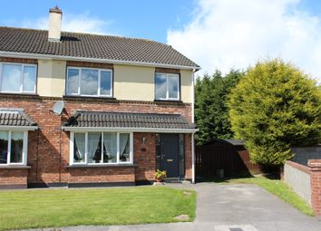 Thumbnail 4 bed semi-detached house for sale in 152 Balreask Village, Navan, Meath