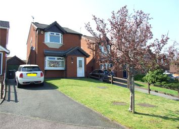 Thumbnail 3 bed detached house for sale in Markham Court, Oakwood, Derby