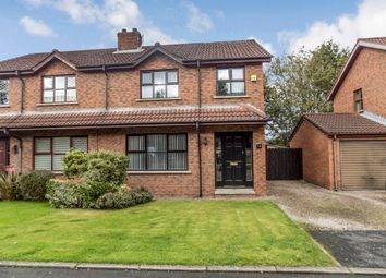 Thumbnail 3 bed semi-detached house to rent in Ruskin Heights, Lisburn