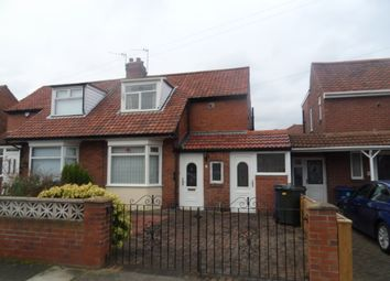 Thumbnail 2 bedroom semi-detached house for sale in Nidsdale Avenue, Walker, Newcastle Upon Tyne