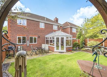 Thumbnail 4 bed detached house for sale in Hampshire Road, Walton-Le-Dale, Preston