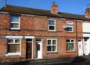 Thumbnail 2 bed terraced house for sale in Godfrey Street, Netherfield, Nottingham