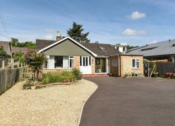 Thumbnail 4 bed bungalow for sale in Springvale Road, Headbourne Worthy, Winchester