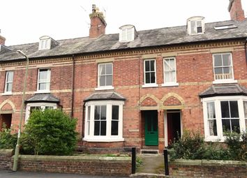 Thumbnail 5 bed terraced house for sale in 14, Queens Road, Oswestry, Shropshire