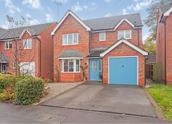 Thumbnail 4 bed detached house for sale in Portland Way, Clipstone