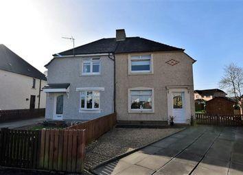 Thumbnail 2 bed semi-detached house for sale in Kenilworth Crescent, Bellshill
