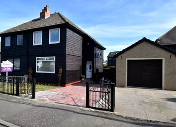 Thumbnail 2 bedroom semi-detached house for sale in Race Road, Bathgate