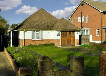 Thumbnail 3 bed detached bungalow for sale in London Road, Epsom, Surrey