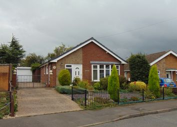 Thumbnail 2 bedroom detached bungalow for sale in Laurel Crescent, Smalley, Ilkeston
