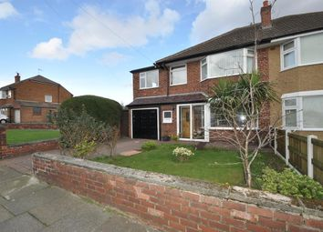 Thumbnail 4 bed semi-detached house for sale in Greenleas Road, Wallasey