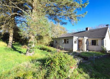 Thumbnail 3 bed detached bungalow for sale in Dinas Cross, Newport